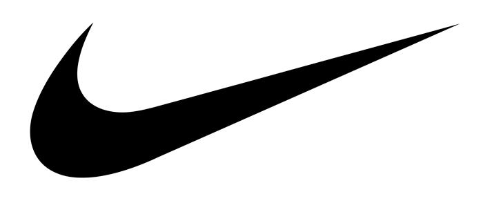 Het logo van Nike