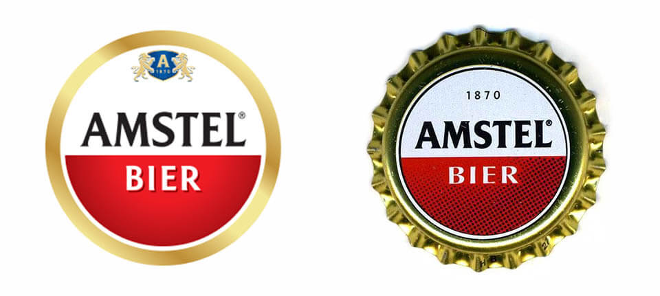 Het Amstel logo