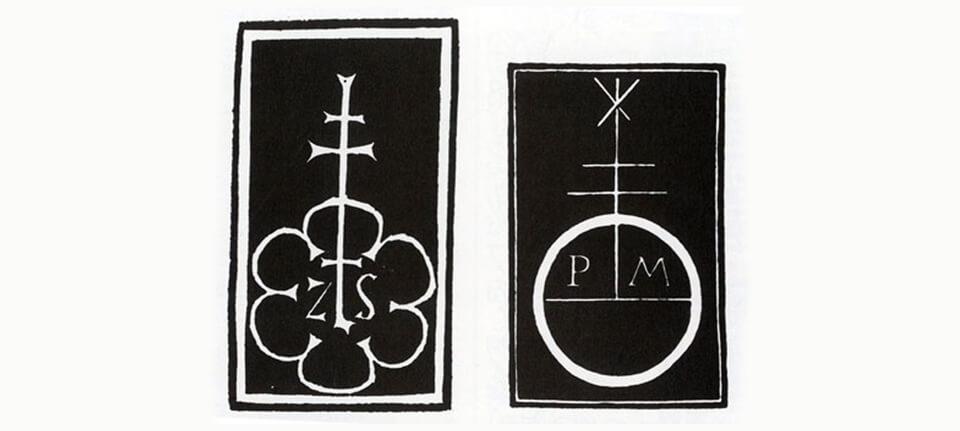 Markeringen van drukkers eind 15e eeuw