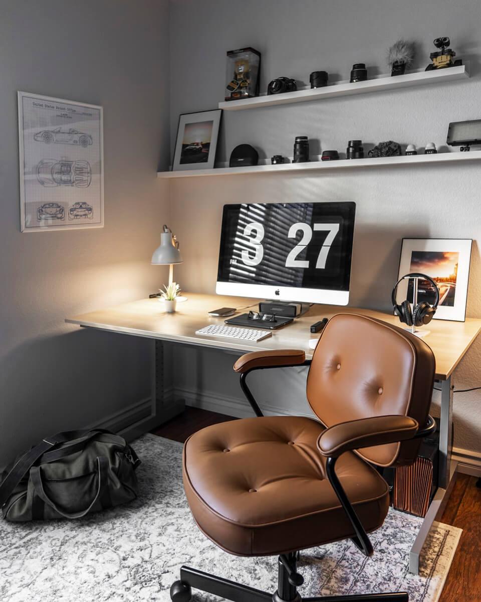 Thuiswerk tip: een goede werkplek is essentieel