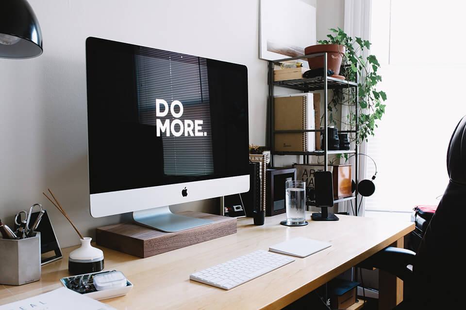 Overkom designer's block: do more