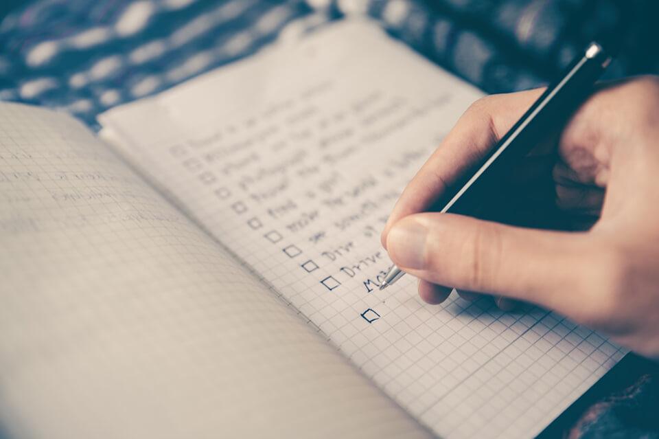 Thuiswerk tip: stel prioriteiten en focus