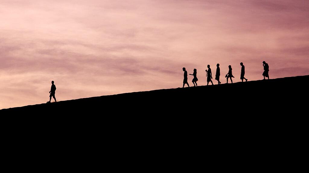 Contentdeling maakt je een thought-leader binnen je sector