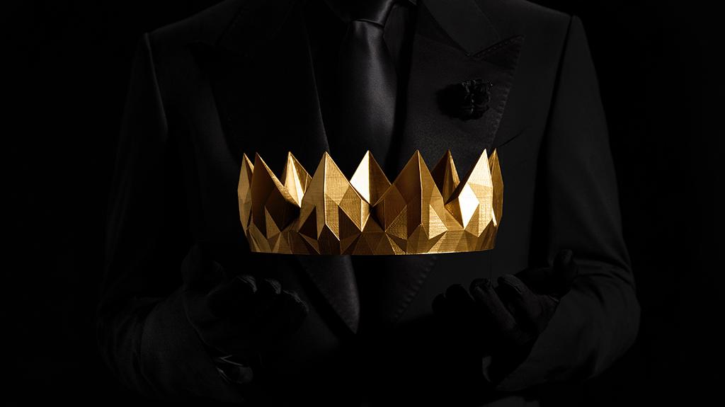 Gouden kroon: de klant is altijd koning