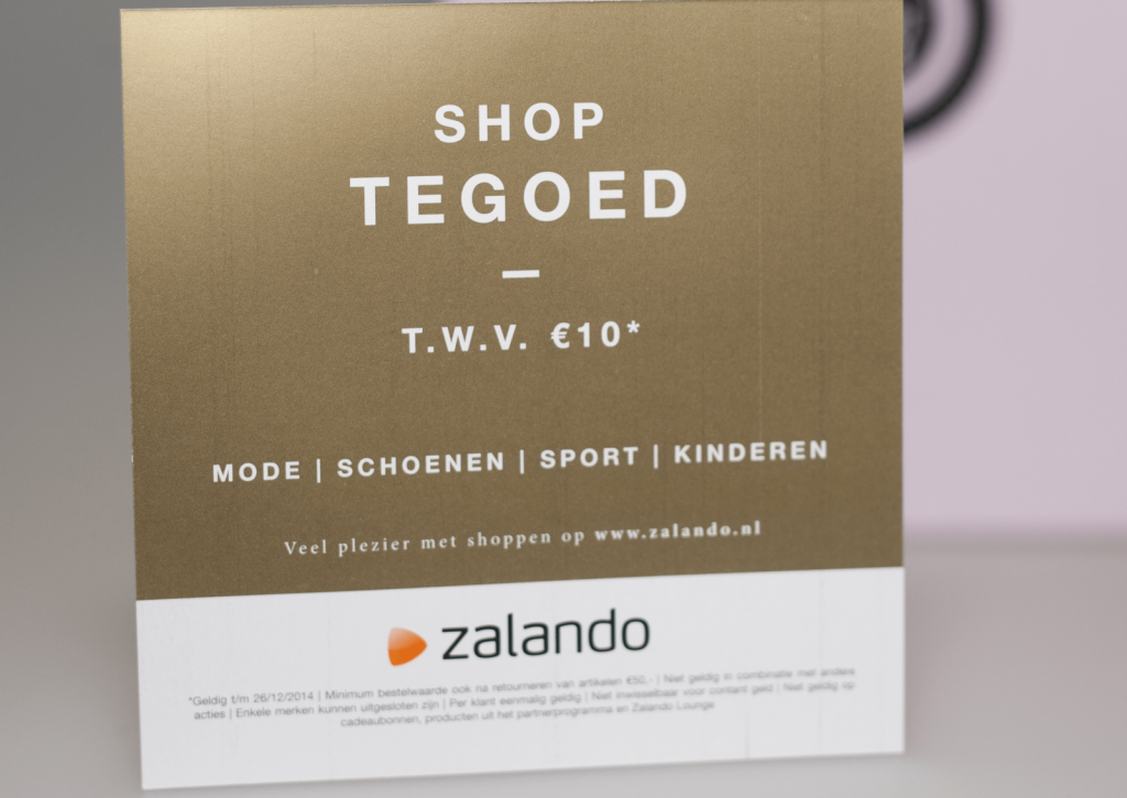 Marketing psychologie: shoptegoed Zalando