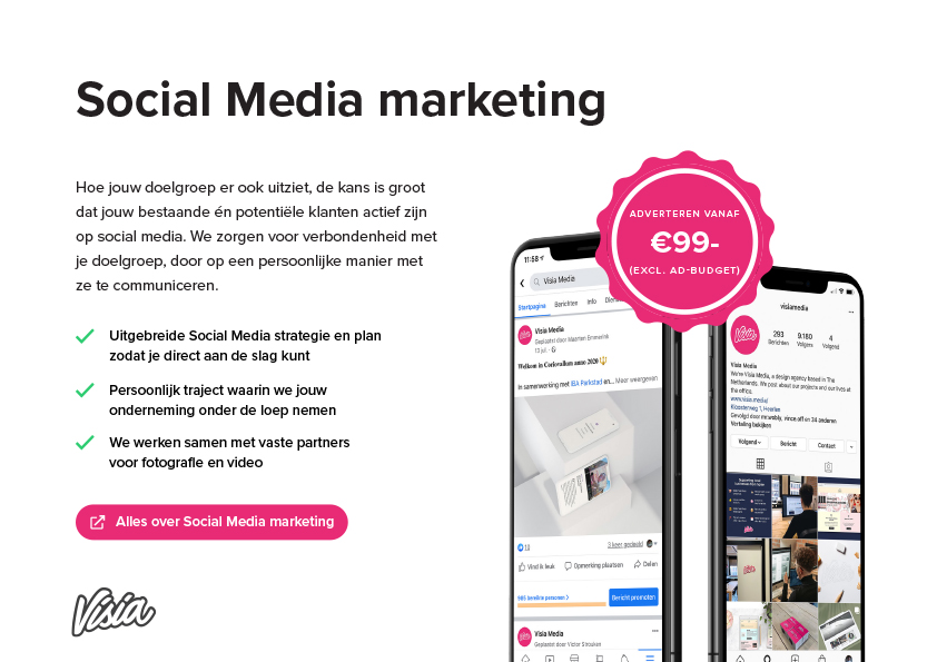 Online Marketing bureau Prijslijst