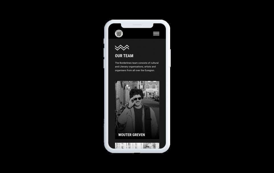 Borderlines iPhone X